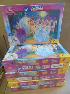 NEW Disney Cinderella Puzzle Jigsaw Ages 4 and Up #2