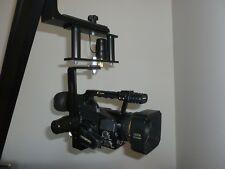 Motorized Pan/Tilt Head for Camera Crane Jib