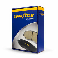 Goodyear Brakes GYD1399 Premium Carbon Ceramic Truck and SUV Front Brake Pads