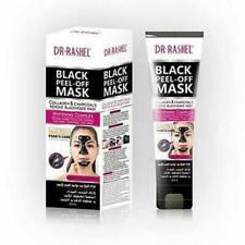 Dr. Rashel Black Peel-Off Mask Collagen & Charcoals Remove Blackheads Mask 60ml