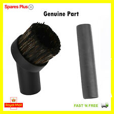 Genuine Numatic Henry 32mm Round Soft Dusting Brush Nozzle Tool Adapter Set Kit