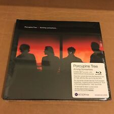 "Porcupine Tree ""Arriving Somewhere"" 2CD/Blu-ray Digibook Sealed [Steven Wilson]"