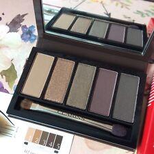 Clarins Paris 5 colour Eyeshadow palette 02 Pretty night BNIB Limited edition