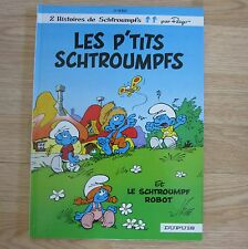 Collection Disney BD Schtroumpfs book french