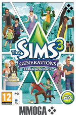 The Sims 3: Generations - EA Origin Codice digitale - PC Espansione Pack - ITA