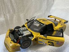 Dale Earnhardt 1:18 scale 2001 Corvette C5-R Team Goodwrench Raced Version