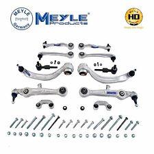 Meyle Heavy Duty Front Suspension 12-Piece Control Arm Kit Audi S4 A4 & Quattro