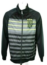 Monster Energy One Industries Mens Large Supercross Striped Soft Shell Jacket