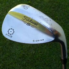 Titleist SM5 Vokey Design BV Spin Milled 60 Degree Lob Wedge 60-07 Stiff XP 95!