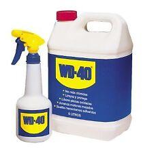 Aflojatodo WD-40 bidon+pulverizador 5000ml WD-40