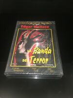 La Banda Del Horror DVD Edgar Wallace Joachim Fuchsberger Karin Dor Fritz Rasp