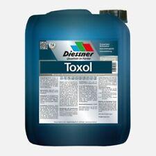 Diessner Toxol Sanierlösung für innen und außen Gebinde 10 Liter Desinfektion