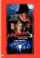 Nightmare on Elm Street 3 Dream Warri 0794043501821 With Robert Englund DVD