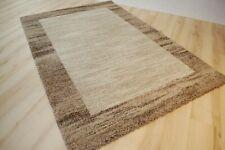 Teppich Mehari Ragolle 23042 Rahmen 6878 Beige Braun Natur