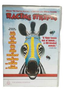 Racing Stripes DVD - Region 4