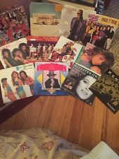 "Lot Of 12x45rpm 7""w/Picture sleeve-ELTON JOHN,NEW EDITION,STEVIE WONDER,PET SHOP"
