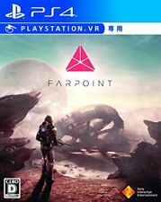 PS4 Farpoint VR Only Japan