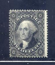 US Stamps - #36 - MNG - 12 cent Washington Issue - CV $500