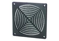 Griglia di protezione 80X80 con filtro antipolvere per ventola fan grid 7376