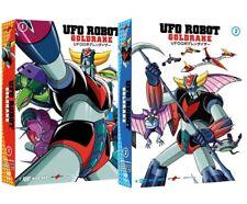 UFO ROBOT GOLDRAKE COLLEZIONE COMPLETA 2 BOX SET (13 DVD) SERIE TV Yamato Video