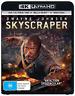 Skyscraper 4K Blu-Ray : NEW 4K Ultra HD