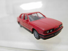 eso-1100Wiking 1:87 BMW 520i rot sehr guter Zustand