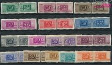 Italie PM66-PM80 neuf 1946 timbres de paquets (9045791