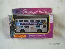 MATCHBOX THE ROYAL WEDDING (1)