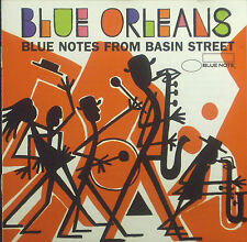 CD V.A. BLUE ORLEANS - blue notes from basin street
