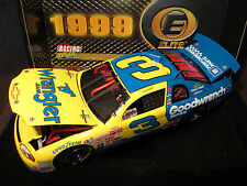 Dale Earnhardt 3 GM Goodwrench Service Plus/Wrangler Jeans 1999 Chevy 1/24 Elite