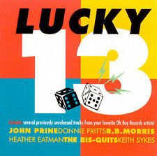 FREE US SHIP. on ANY 3+ CDs! USED,MINT CD Various Artists: Lucky 13