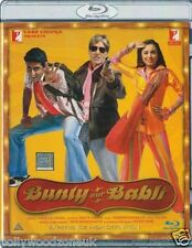 BUNTY AUR BABLI - ABHISHAKE BACHAN - ORIGINAL BOLLYWOOD BLU-RAY - FREE UK POST