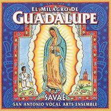 El Milagro de Guadalupe by Savae (CD, Sep-1999, Iago Music)
