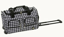 Rockland 22 ROLLING DUFFLE BAG PRD322-KENSINGTON Duffle Bag NEW