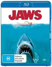 Jaws (Blu-ray, 2012, 2-Disc Set) - Digibook Edition - Free Postage