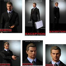 1/6 Scale Action Figure Brother Production Box Set - EXCEPTION Cobb Inception