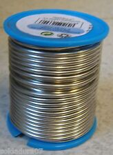 250 grms 1 bobina Soldadura Estaño Plata Sn94 Ag6 Ø 2,0mm DIN1707L Ferdex Ferdag