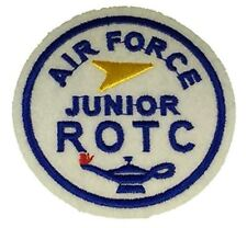 USAF AIR FORCE JUNIOR ROTC PATCH RESERVE OFFICERS TRAINING CORPS HIGH SCHOOL