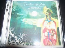 Something For Kate Leave Your Soul To Science (Australia) Limited 2 CD –Like New