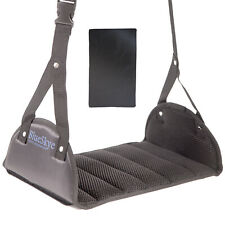 BlueSkye Travel Foot Rest Leg Hammock With BASE Reduce Foot Swelling for Planes