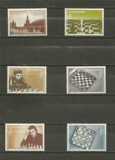SURINAME - 1984 World Chess Championship, Moscow - MINT UNHINGED SET.