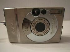 CANNON POWER SHOT S300 DIGITAL ELPH CAMERA - UNKNOWN WORKING CONDITION - OFC CC