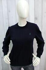 JECKERSON Donna Taglia L Maglione Lana Sweater Pullover Maglietta Pull Maglia