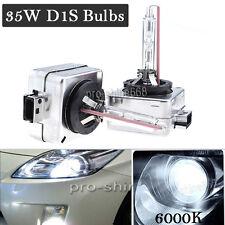 NEWEST D1S 6000k Diamond White OEM HID Replacement Xenon Headlight Light Bulb PQ