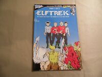 Elftrek #1 (Dimension Graphics 1986) Free Domestic Shipping