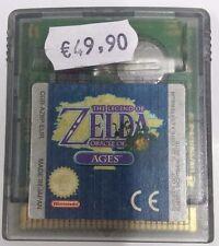 The Legend of Zelda - Oracle of Ages per Game Boy Color - LOOSE - PAL