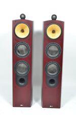 B&W Bowers and Wilkins Nautilus 804 Floor Standing Speakers + Original Boxes