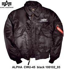 Alpha Industries CWU 45 Bomberjacke XL