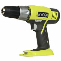 "New Ryobi P271 ONE+ 18V 1/2"" Lithium Ion Drill Driver Uses P102 P105 P107 P109"