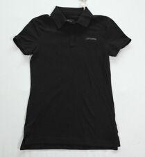 NUEVO All Star Converse Camiseta poco de mujer Chucks NEGRO TALLA S 18 #96